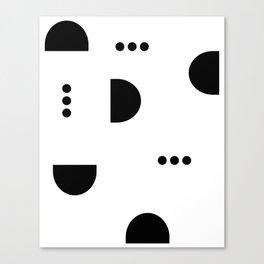 design 001 Canvas Print