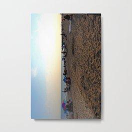 Summer Dayz Metal Print