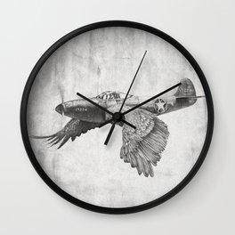 In which it's a bird. It's a plane. Wall Clock