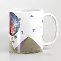 oriental Mugs featuring Oriental by Nasaém