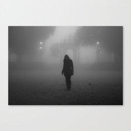 Nebbia Canvas Print