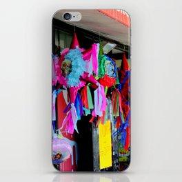 Let's Par-T! iPhone Skin