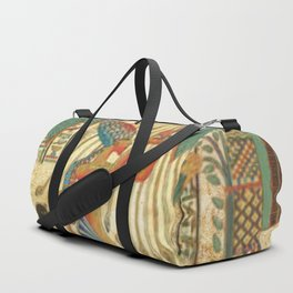 egyptian man sun god ra amun Duffle Bag