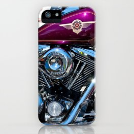 Harley Powered iPhone Case