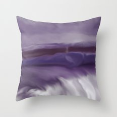 Down they come - Free shipping! Throw Pillow