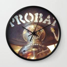 Probat Coffee Roaster Wall Clock