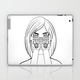Persian Tatto Style(Hanna) Laptop & iPad Skin