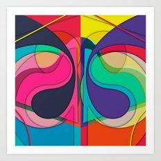 Ensoniq Funk Art Print