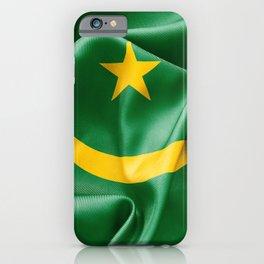 Mauritania Flag iPhone Case