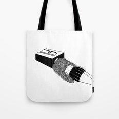 Thinking Sharp Tote Bag