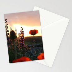 Reckless Garden Stationery Cards