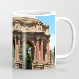 View Over The Lagoone To The Palace Of Fine Arts - San Francisco Coffee Mug