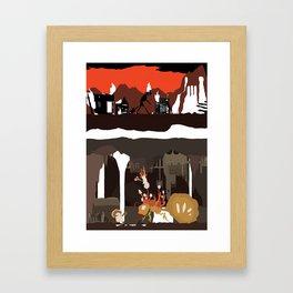 Valkenburg Framed Art Print