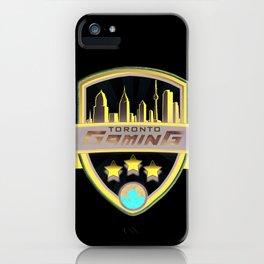 Toronto Gaming iPhone Case