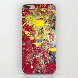 Body Art iPhone Skin