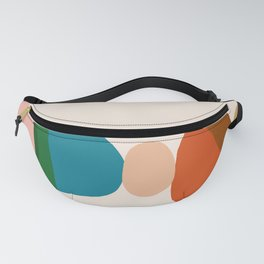 Abstraction_Rocks_Balance_Minimalism_001 Fanny Pack