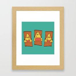 Chipkinis Framed Art Print