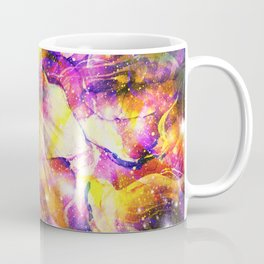 space universe unicorn Coffee Mug