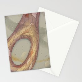 Abstract 30 Stationery Cards