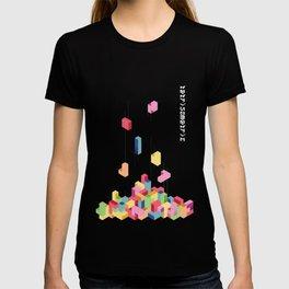Tetrisometric T-shirt