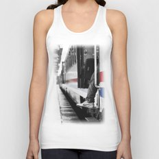 travel Unisex Tank Top