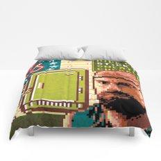 Dick Cream Stick Team Comforters