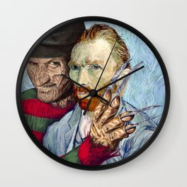 Listen Up, Vincent! Wall Clock