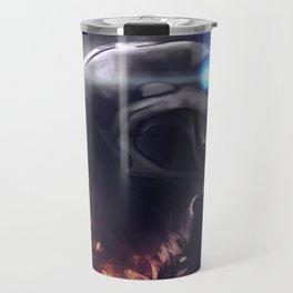 Skullfire Travel Mug