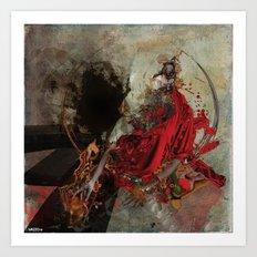 lussuria Art Print