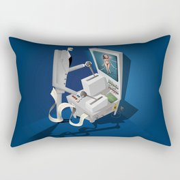 Engineering the Perfect Woman Rectangular Pillow