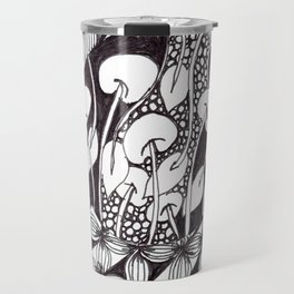 Zen Doodle Graphics zz17 Travel Mug