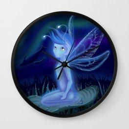 The Curious Spirit Wall Clock