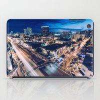 tapestry iPad Cases featuring Tapestry by jmdphoto