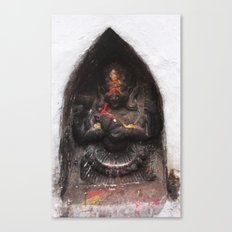 Bodhinath Shrine - 6 of 6 Canvas Print