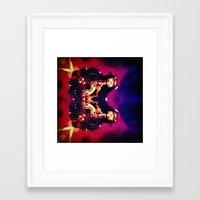 oscar wilde Framed Art Prints featuring oscar wilde -  by stoneRage