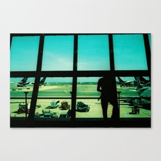 Koh Samui Airport Canvas Print