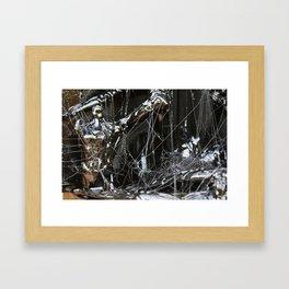 Untitled #7 Framed Art Print