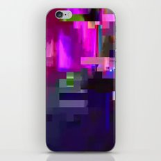 scrmbmosh247x4a iPhone & iPod Skin