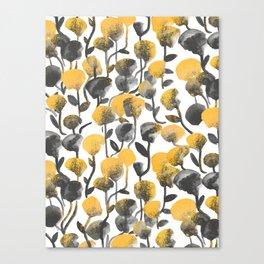 Full Of Flower Canvas Print