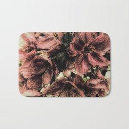 Rustic Cherry Flower Cottage Modern Country Art A423 Bath Mat