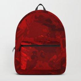 January Garnet  Backpack