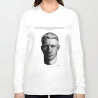 wes anderson Long Sleeve T-shirts featuring Anderson. by BrittanyJanet Illustration & Photography