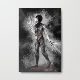Erik as a Tree Spirit Metal Print