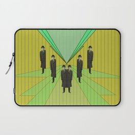 spies are everywhere Laptop Sleeve