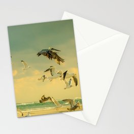 Flight Pattern Stationery Cards