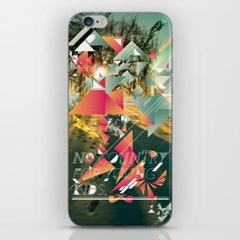 No Country For Young Kids. iPhone Skin