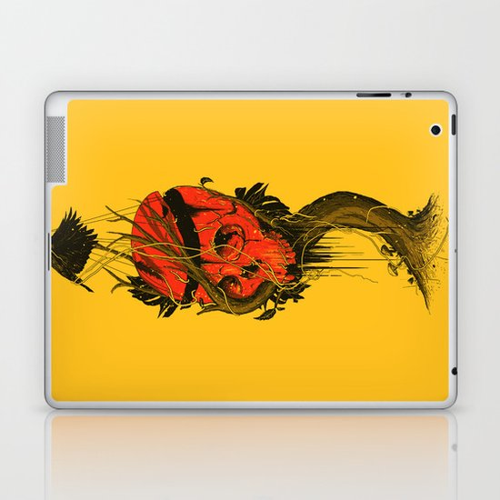 Nameless Hero Laptop & iPad Skin