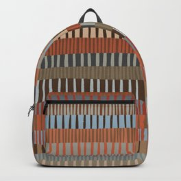 Mix of Stripes #3 Backpack