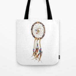 Spiritual Dreamcatcher Tote Bag