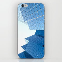 Continuation of the Sky  iPhone Skin